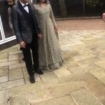 Harry Khan and Arifa Khan walima pictures