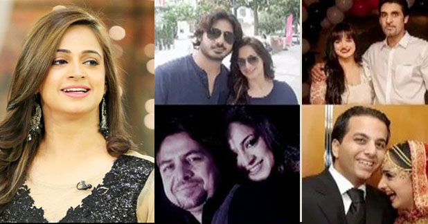 Actress Noor Bukhari End Her 4th Marriage With Singer Wali Hamid