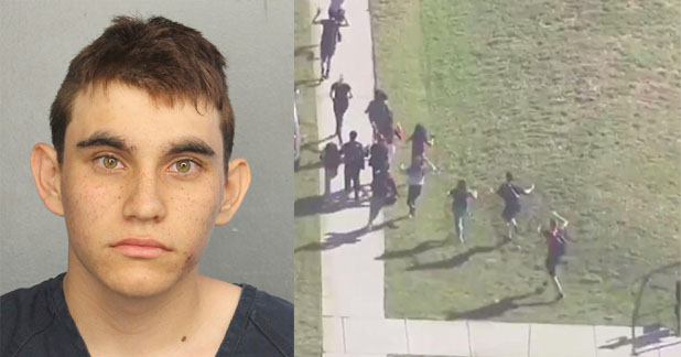 Florida Terrorist Killed 17 People after He was Kicked Out of the SchoolFlorida Terrorist Killed 17 People after He was Kicked Out of the School