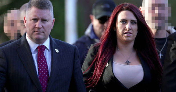 Britain First Leader and Deputy Leader are Jailed for a Total of 54 Weeks