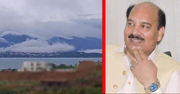 AJK SC Frames Contempt Charge against State Minister Ch. Muhammad Saeed