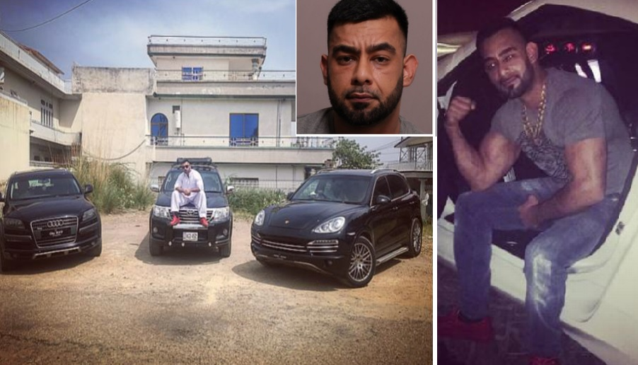 Drug dealer, Adnan Khan, 32, Claimed 'Untouchable' while on Run to Pakistan, Jailed for 12 Years