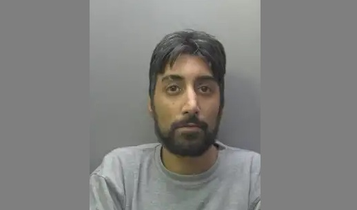 Iltaf Hussain, 34, Jailed for armed robbery, stole cigarettes and alcohol from a shop in Peterborough