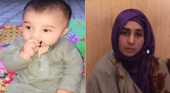 """Maria Shahid, Killed Nephew, Because He was """"More Cute"""" and Adored than her Child"""