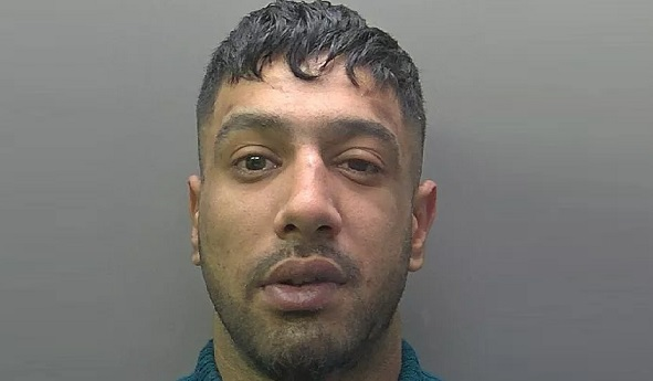 Kabir Qadeer, 28, Jailed, made threats to stab and kill takeaway worker in Peterborough