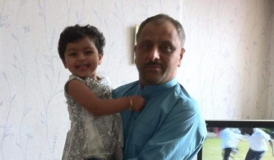 Syed Talib Shah, previously of Barkerend Road, Bradford, shot in their home during a botched robbery at 4pm on Monday.