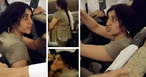 British-Pakistani Woman, Creates Chaos in PIA Flight from Manchester to Islamabad