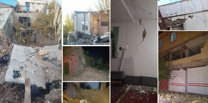 Deadly 5.9 Magnitude Earthquake Jolted Tabriz City of Iran, At least 6 Killed, Over 300 Injured