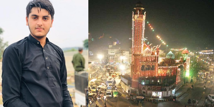 Young Boy Died, Fell from Mosque Minaret While Installing Lights on Eve of Mawlid in Kasgumma, Mirpur