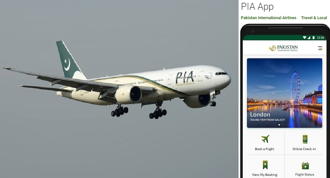 PIA Launches Android App for Booking and Confirmation of Flights Online via Smartphones