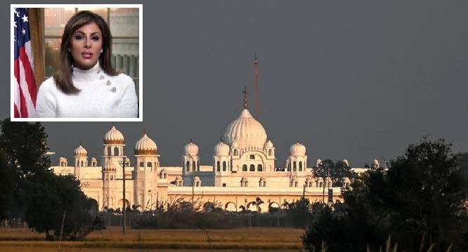 US welcomes Opening of Kartarpur Corridor for Sikh People