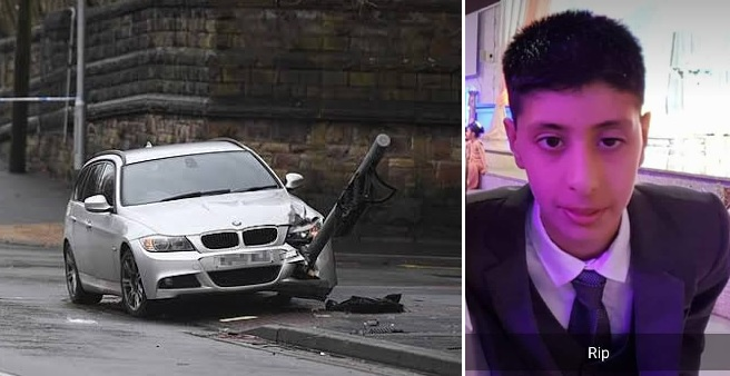 Zakir Maroof, 14, Only Son of Parents, Killed after Struck by BMW, Woman, 42, Arrested in Oldham