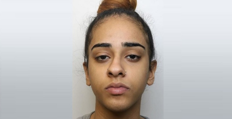 Aisha Zaman, 20, of Nottingham who Flushed Drugs Down in Toilet is Jailed for 2 Years
