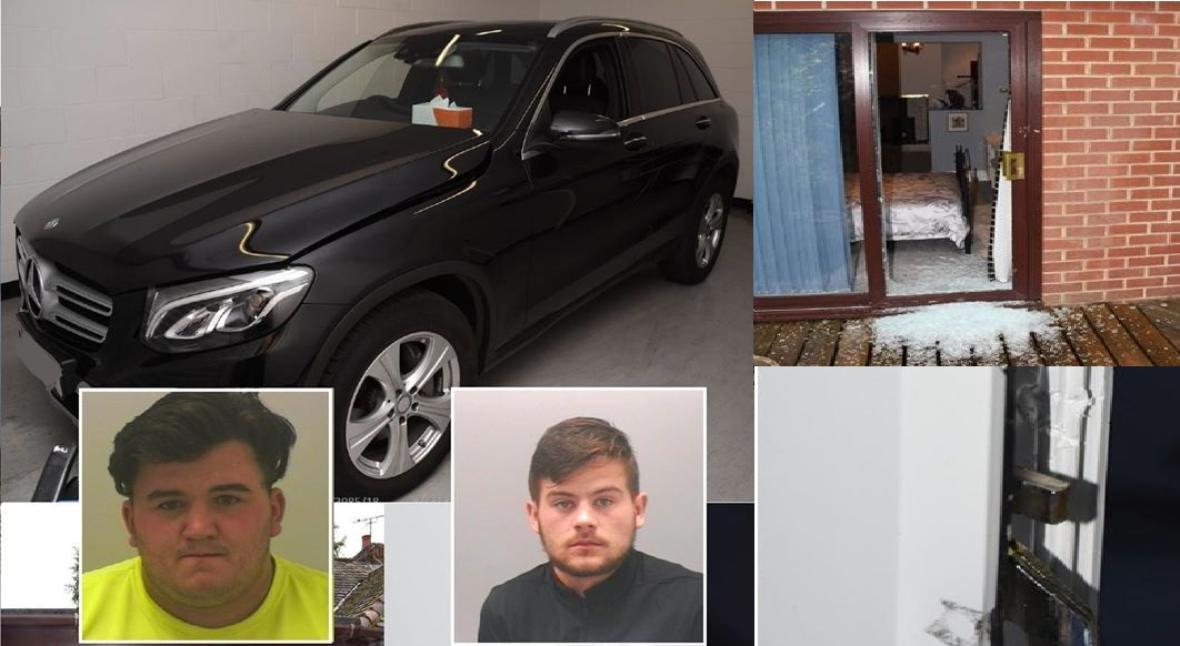 Pair Jailed for Stealing £100k, Jewellery, Gold, Mercedes 4x4 in Just 9 Days while Traveling Across UK