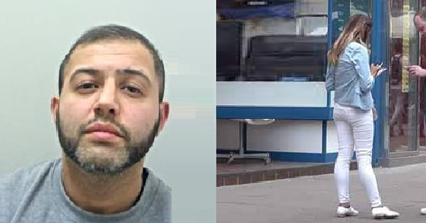 Malik Yasser Akram, 38, Followed Girl into College Classroom for Her Phone Number Is Jailed in Blackburn