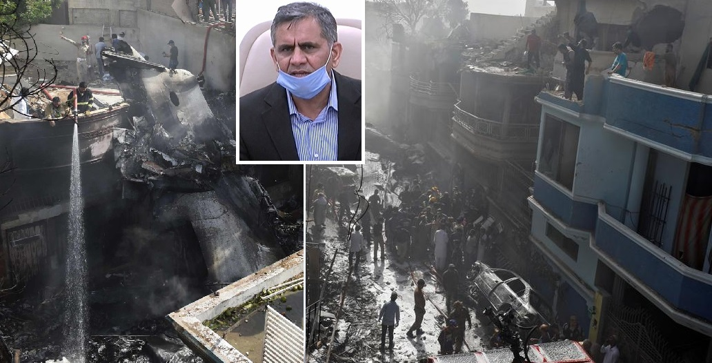 PIA CEO Vowed to Conduct Transparent Inquiry into Plane Crash Incident