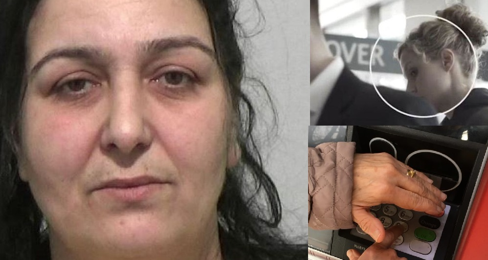 Asisa Kamali, 47, Walked Pensioners to ATM, Captured PIN, Steal Cards to Withdraw Cash in Sunderland