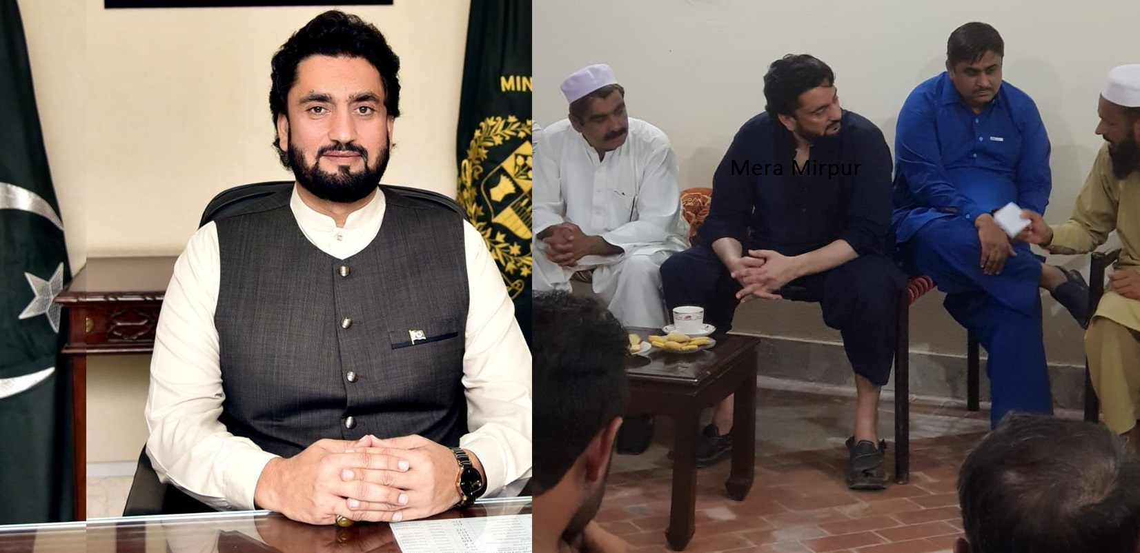 Federal Minister Shehryar Khan Afridi, Came Out Positive