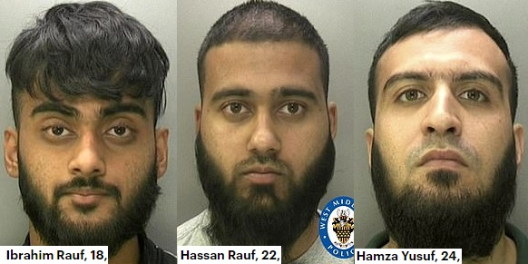 Crooks Who Kidnapped, Badly Beat A Teen To Rob Gold and Cash from His Own Home are Jailed