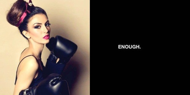 Enough! Faryal Makhdoom As an American Citizen Says I Cannot Sit Idly