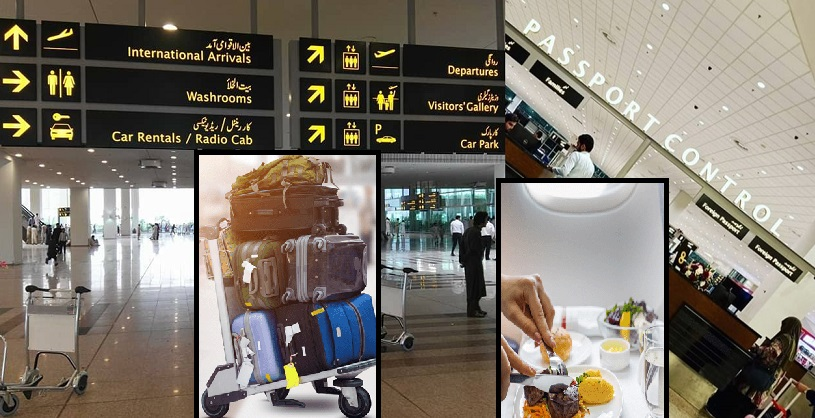 New Policies Announced for International Passengers While Boarding, Flying and Landing in Pakistan