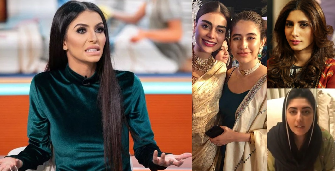 Faryal Makhdoom Says Always Keep Friends and Dogs of Good 'Breed'