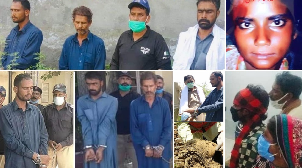 Mirpur Police Resolved Triple 'Blind' Murder Case of Two Women and A Toddler