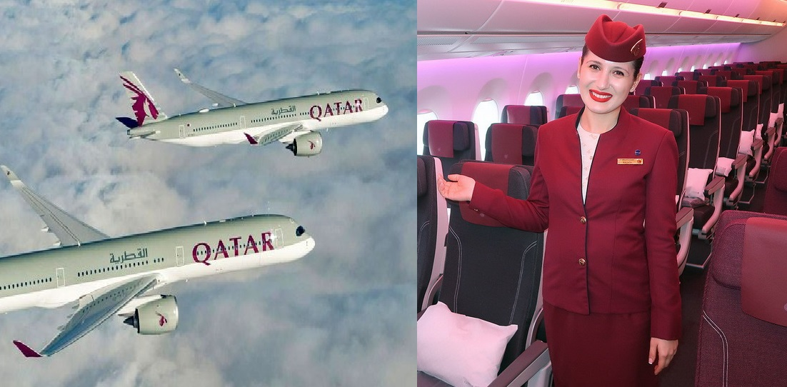Qatar Airways Temporarily Suspends Its Flight Operation in Pakistan for Unknown Reasons