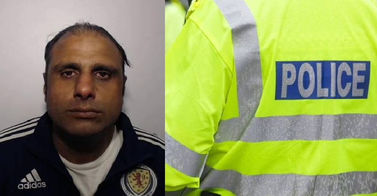 Tanweer Hussain, 42, Jailed for 22 Weeks for Spitting in Police Officer's Face in Bolton
