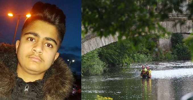 Saif Mohammed, 16, Died after Falling into River in Glasgow