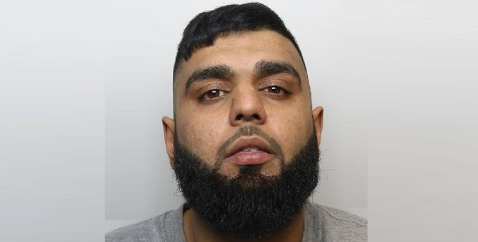 Basit Hussain, 25, Jailed for For Attempted Murder of a Woman in Bradford