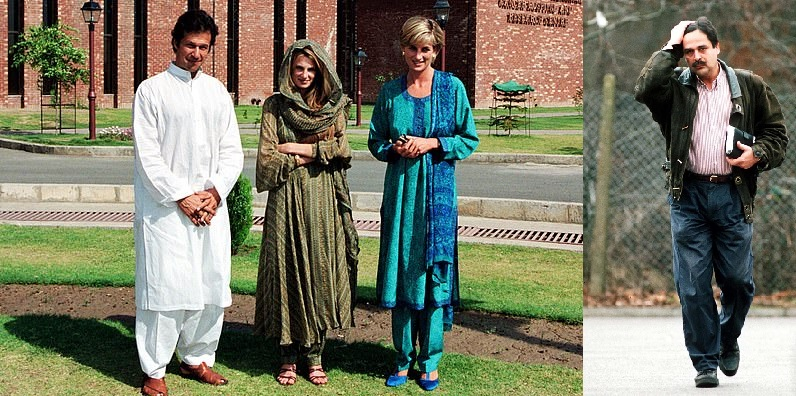 Princess Diana Had Long Chats with Jemima About Moving Pakistan and Marry Her Lover Hasnat Khan