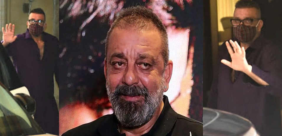 Sanjay Dutt Hospitalised Due to Breathlessness and Uneasiness in Chest
