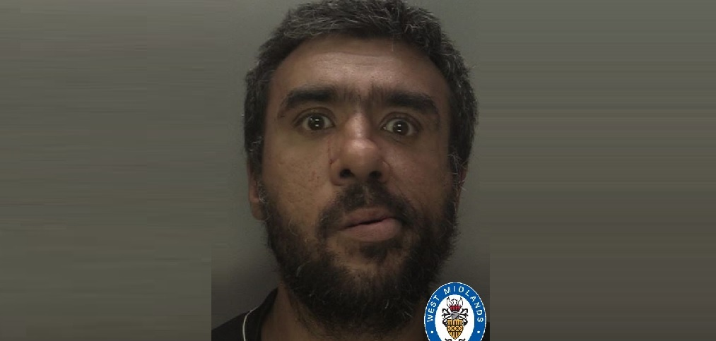 Zahid Akhtar, 36, Punched A Pensioner and Asked Him for Money is Jailed for 4 Years in Moseley