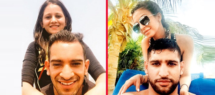 Difference Between Amir Khan's Westernised Wife & Harry Khan's Traditional Wife