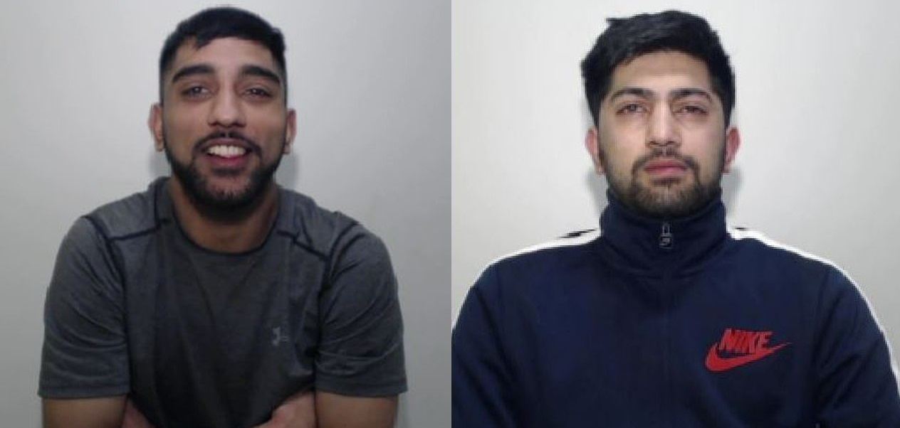 Rochdale Evil Brothers Sulman and Zafran Jailed for Keeping women as 'Slaves'