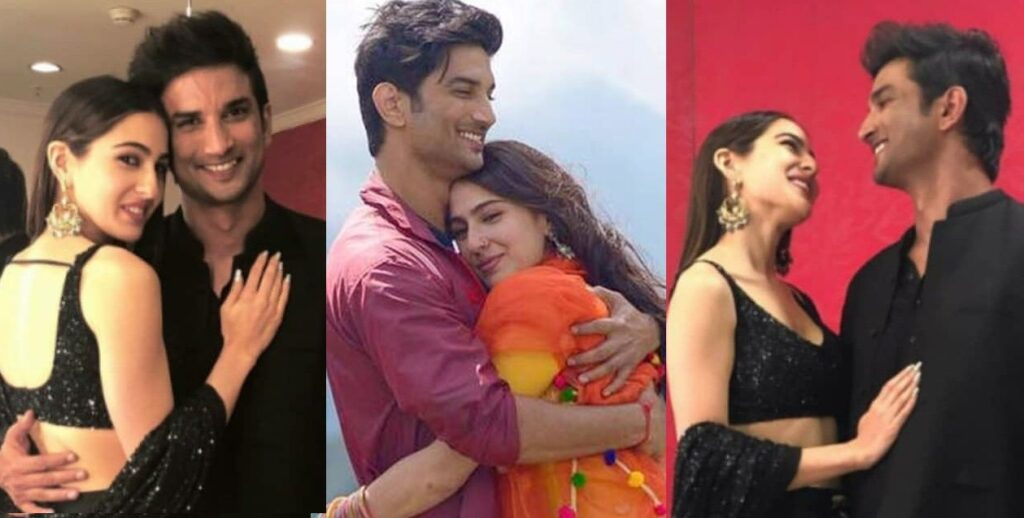 Sushant Singh Was in Relationship with Sara Ali Khan, Planned To Propose Her