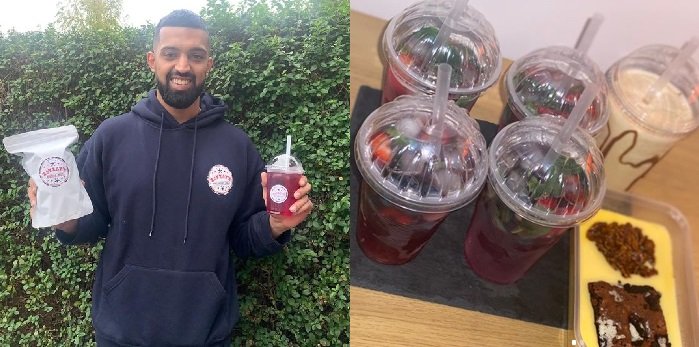 Jobless Haroon Left With Only £300, Wanted To Sell Drugs, Started Dessert Service in Birmingham