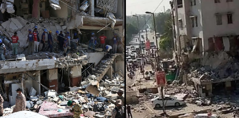 Private Hospital Demands Cash First From Blast Victim in Before treatment in Karachi