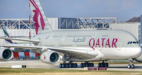 Pakistan Imposes Fine of Rs.100,000 On Qatar Airways for Violating Rules
