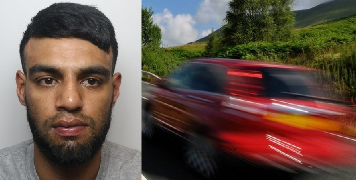 Imaar Rashid, 25, Jailed for 3 Years for Taking Lifts and Stealing Cars in Bradford