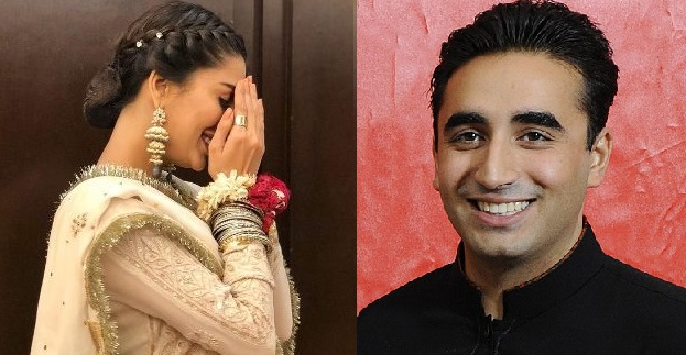 Mehwish Hayat, 37, Has No Objection Marrying Bilawal Bhutto, 32