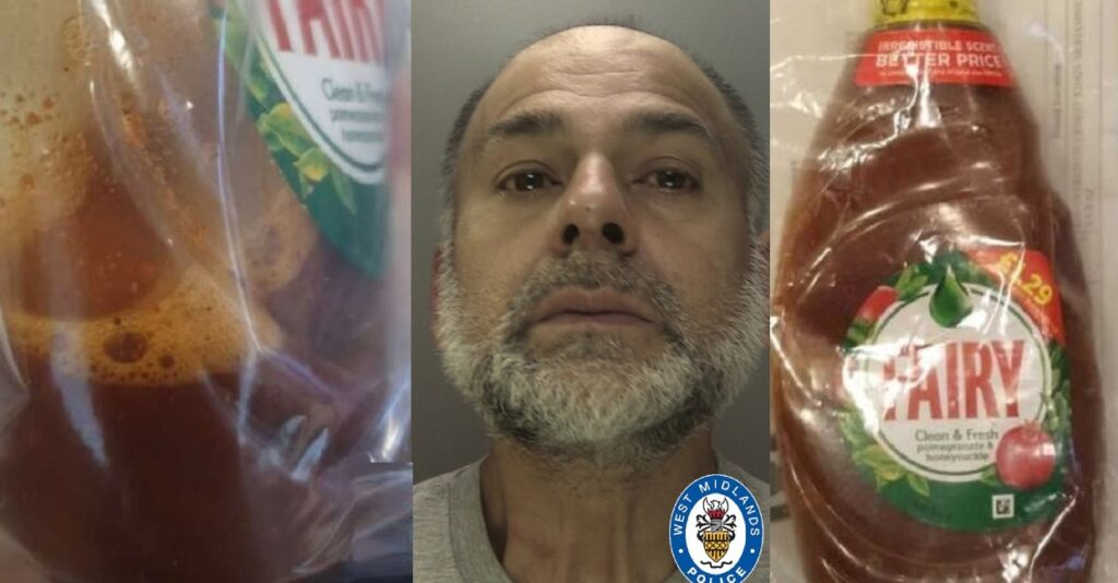 Nawaz, 52, Squirted Chilli Sauce at Woman, 90, During Robbery, Jailed for 10 Years