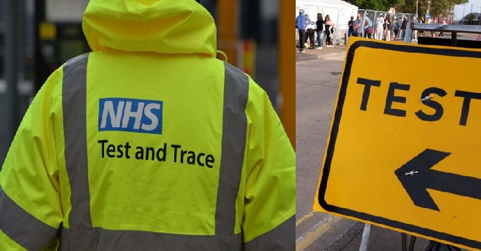 NHS Test and Trace System Wrongly Tells 1,300 People That They Are Infected