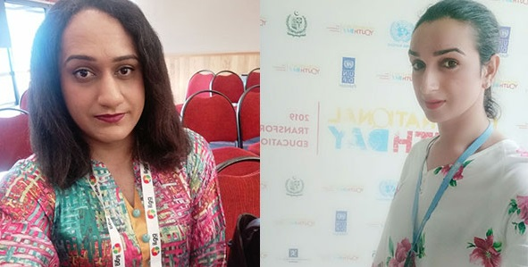 Two M.Phil Transgenders Working as Consultants in HR Ministry and UNDP