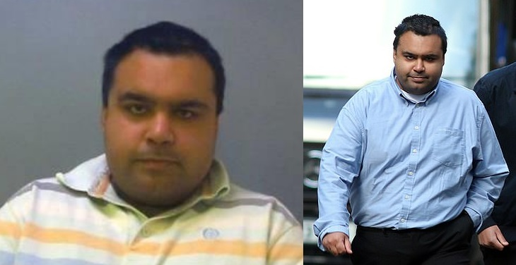 Wajid Shah Jailed for Trying To Get UK Visa for His Mum Who Can't Speak English
