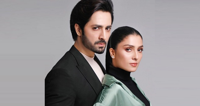 Don't Disclose You're Dating Until You're Married: Danish and Ayeza Khan