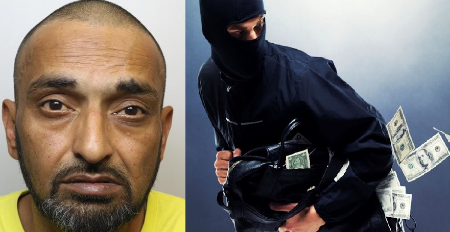 Waheed Khan, Robbed Mobile, Laptop, Cash Bankcard in a Burglary in Halifax