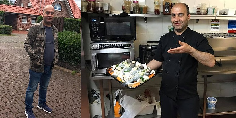 Married Chef, 48, Twice Kissed Waitress, 19, Cleared As It Was 'Normal and Friendly'