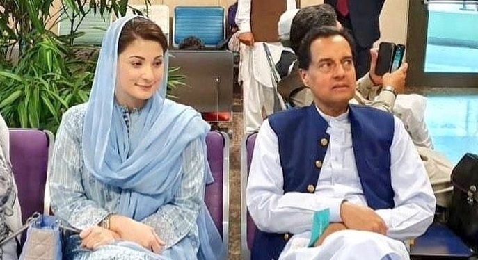 Captain Safdar's Wife Maryam Demands Re-Election in NA-75, accuses PTI of Rigging